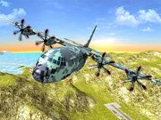 AirWar Plane Flight Simulator Challenge 3D