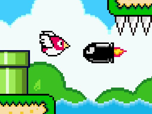 Bird Quest: Adventure Flappy