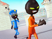 Stickman Prison Escape Story 3d